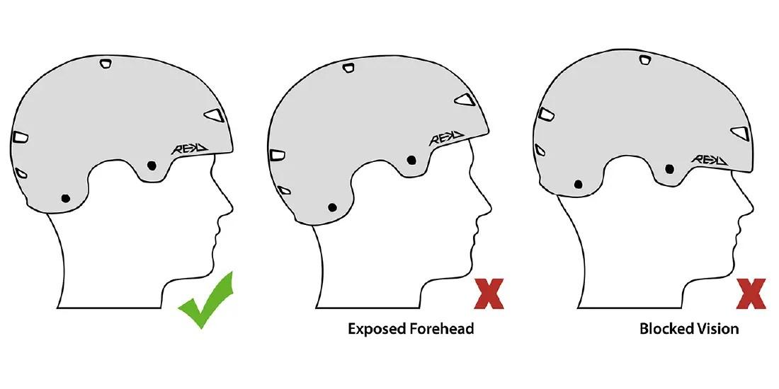 how to measure for motorcycle helmet