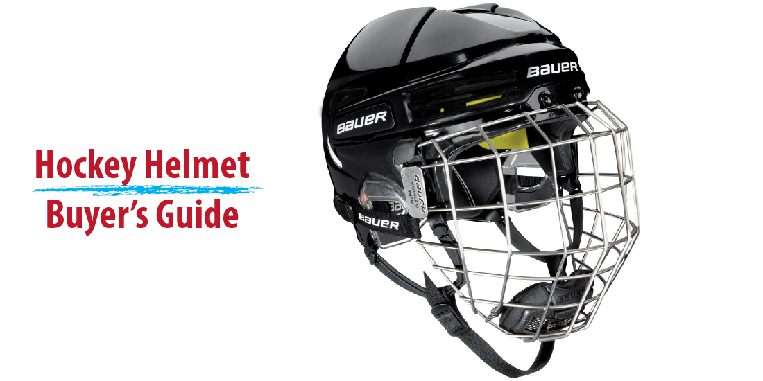 Best Hockey Helmets Buyer's Guide