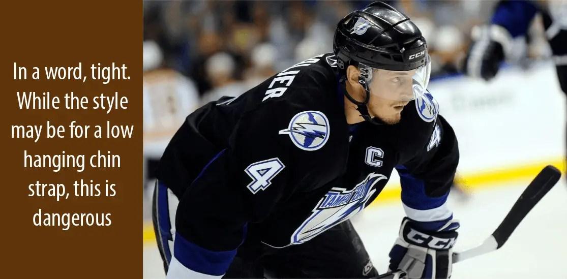 How Should a Hockey Helmet Fit