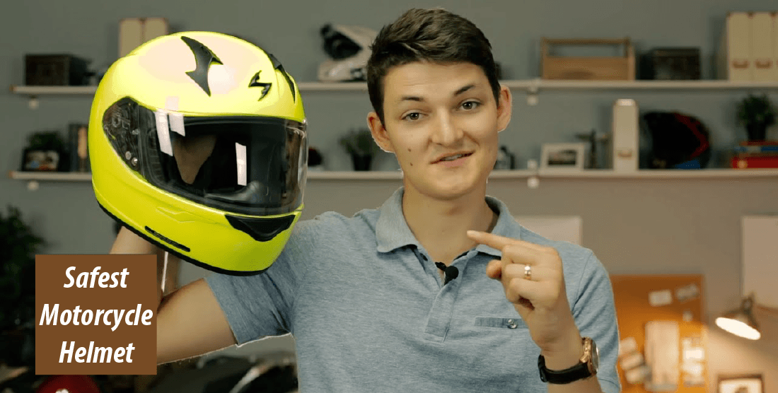 How to Choose the Safest Motorcycle Helmet