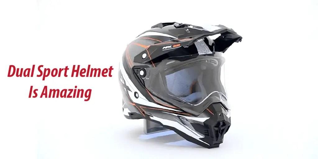 dual sport helmet reviews