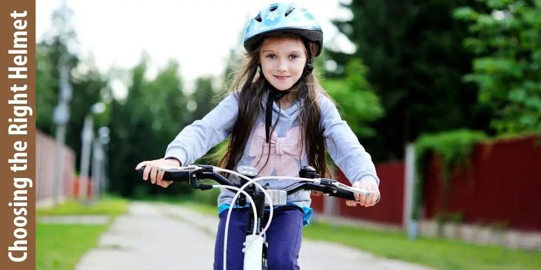 Choosing the Right Helmet for Your Children