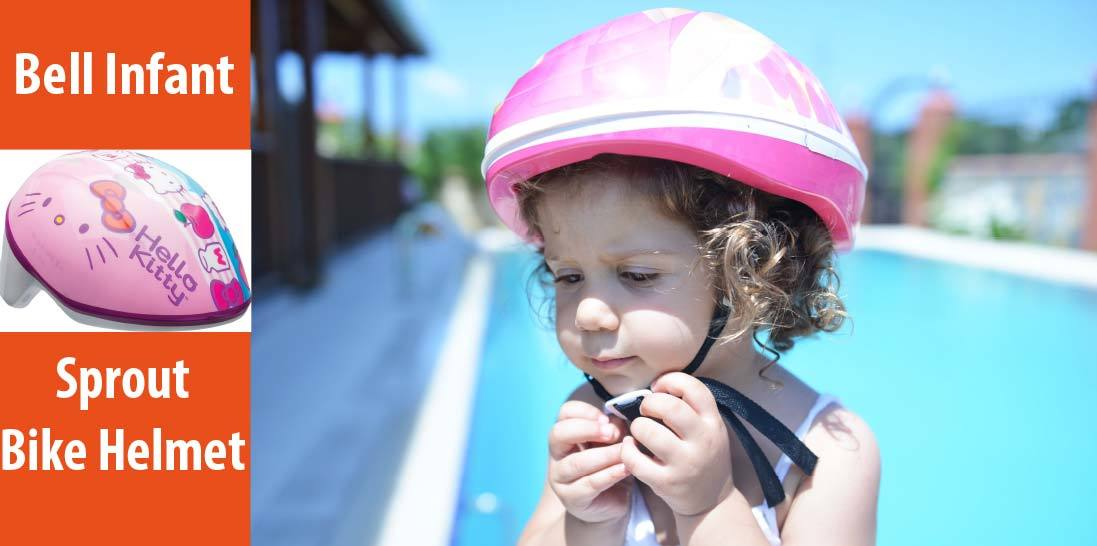 Bell Infant Sprout Bike Helmet Review: Users Reviews