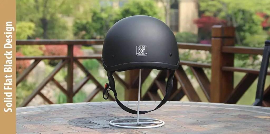 User Review onVCAN V531 Half Helmet