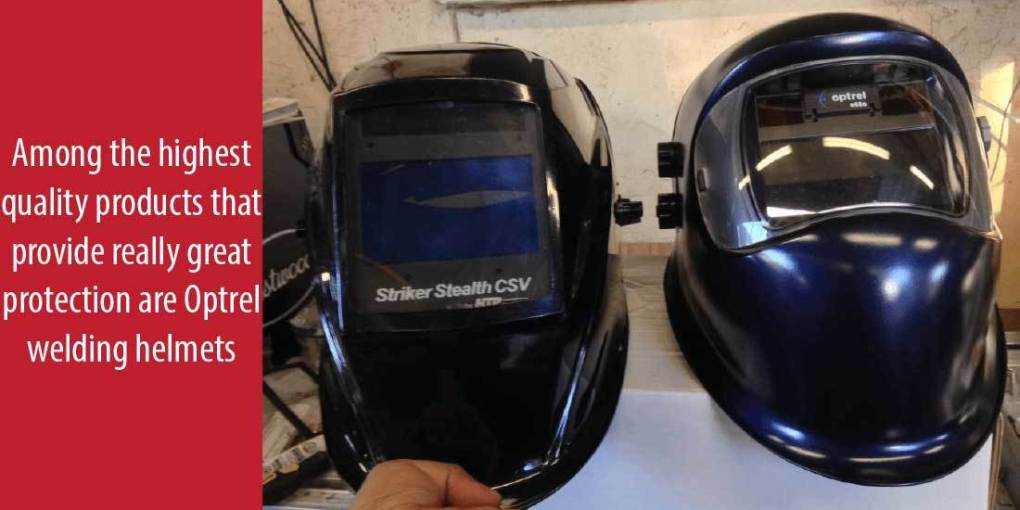 Optrel Welding Helmet Reviews