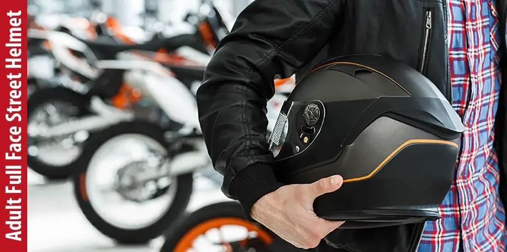 User Review onBell Qualifier Unisex Adult Full Face Helmet