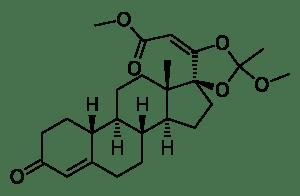 Yk 11 molecular structure