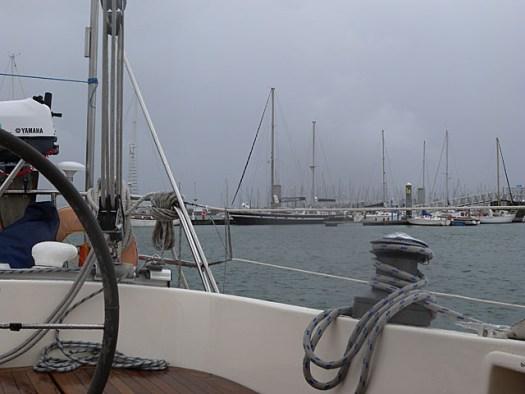 20150514 Rainy Day in Brest