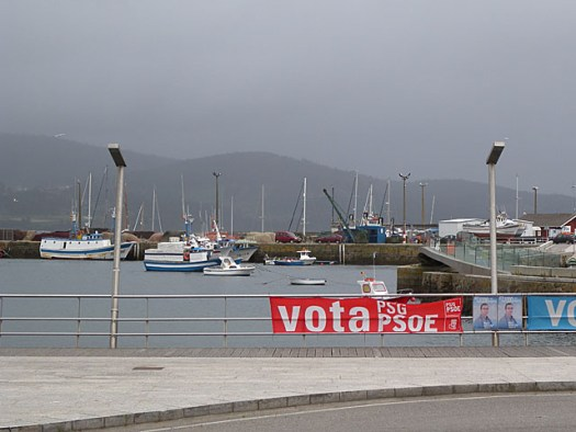 20150518 Camarinas Harbour