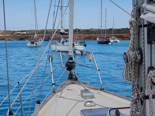 20150617 Formentera Cala Sahona