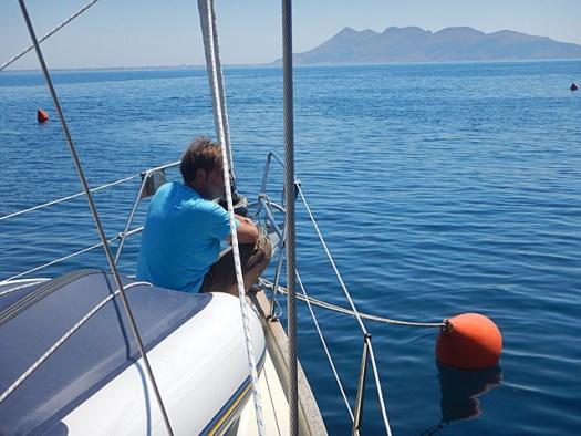 20150703 At anchor Levanzo 1