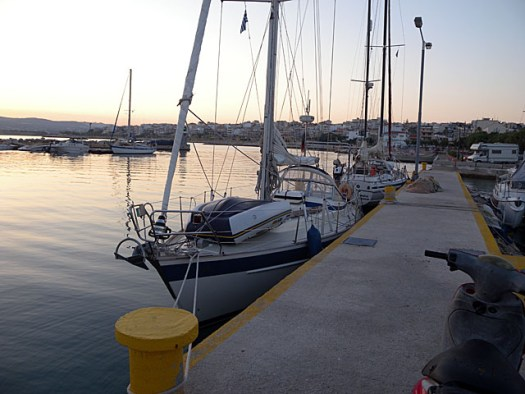 20150723 Korinthos Marina