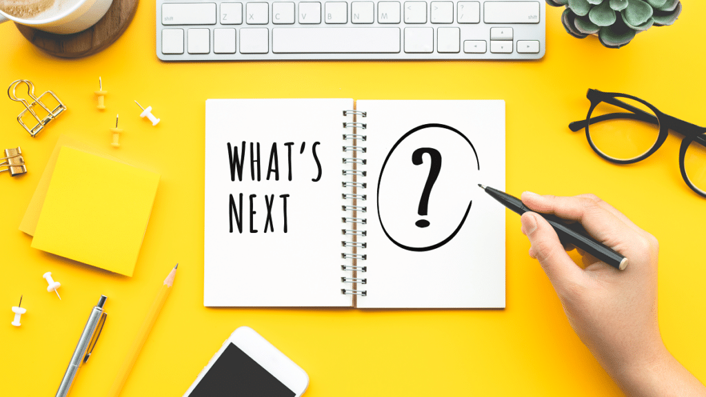 weekly planner what is next for staffing plan