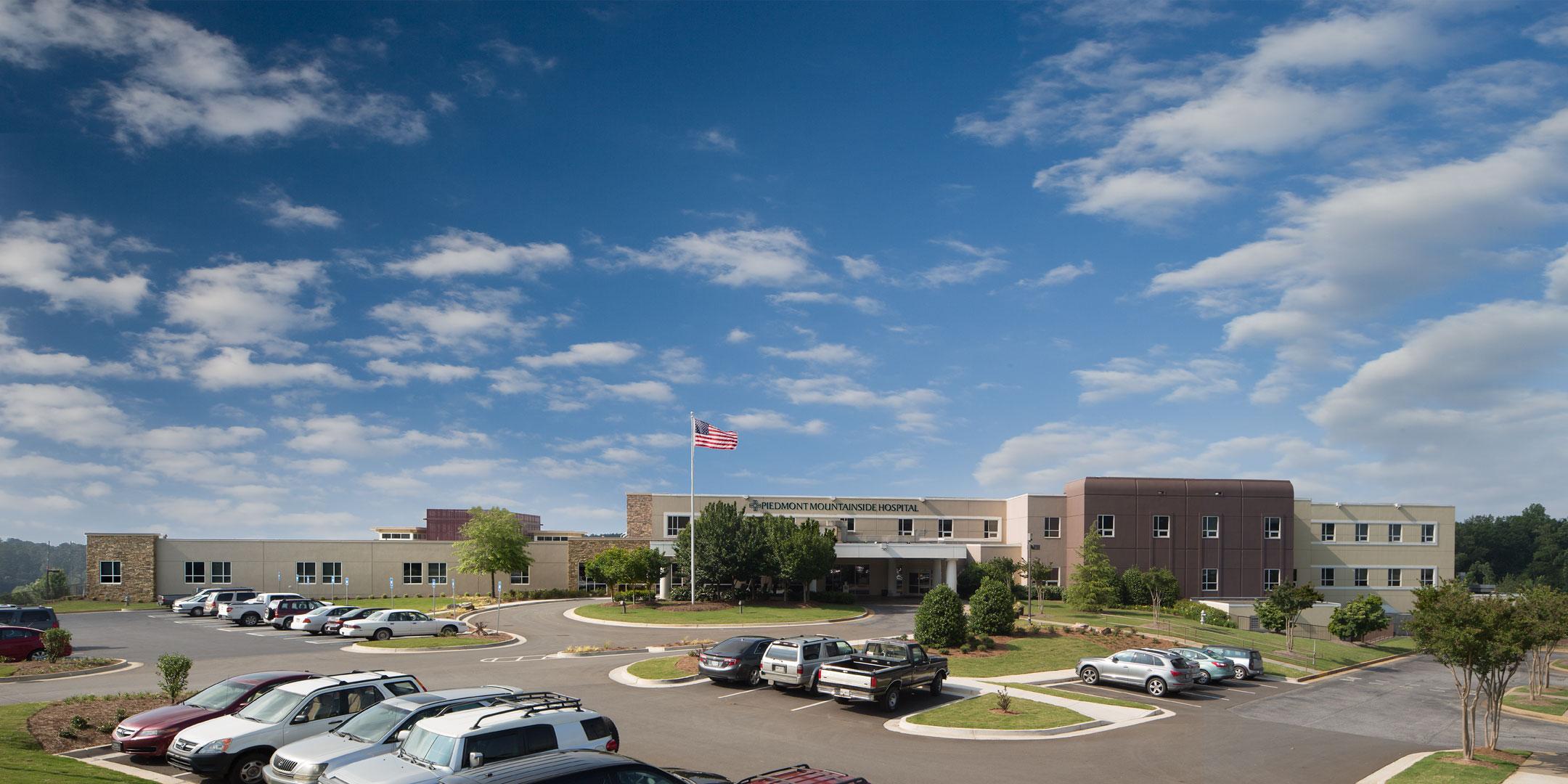 Piedmont Hospital Mountainside Howell Rusk Dodson