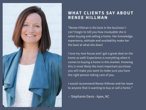 What Clients Say About Renee: Stephanie Davis