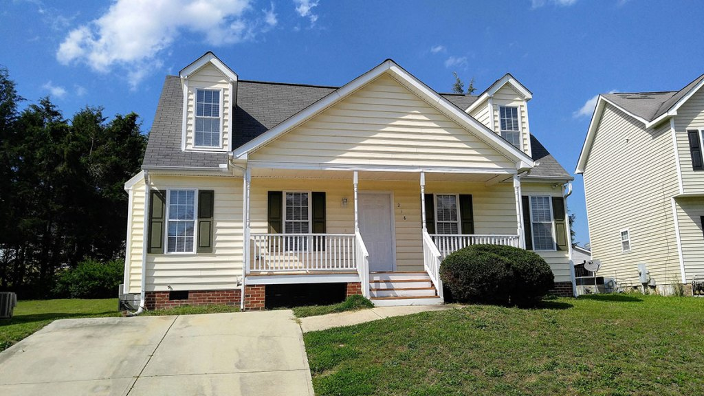 Coming Soon: Cape Cod Charm with Room to Roam in Raleigh