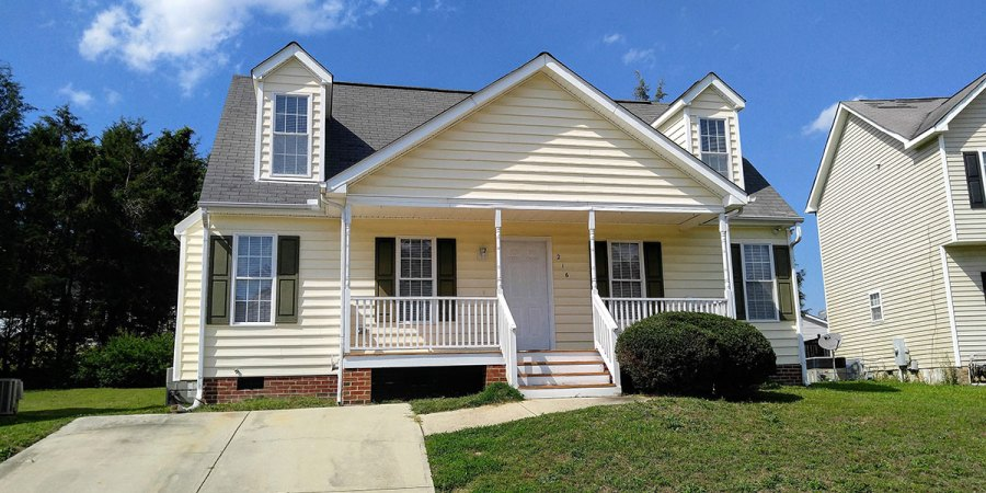 Cape Cod Charm with Room to Roam in Raleigh