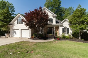 Now Showing: Holly Springs Home with Walkout Basement