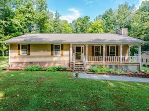 Sold: Peace, Serenity, and Updates Await You in Youngsville