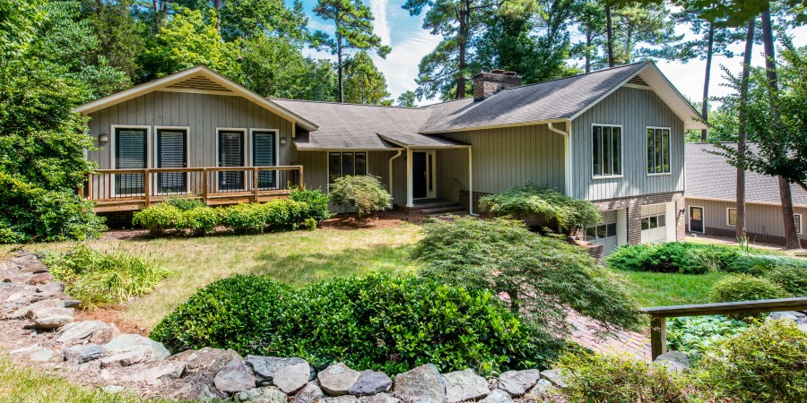 Under Contract: Picture-Perfect Home on Two Acres in Pittsboro