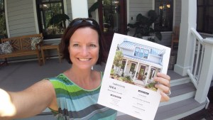 Renee Visits Southern Living's 2017 Idea House at Bald Head Island