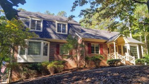 Four Bedrooms on Private Lot in Northwest Raleigh