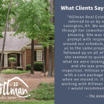What Clients Say About HREG: The Jennings