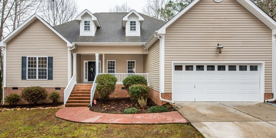 Now Showing: Four-Bedroom Ranch in Clayton