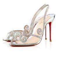 Прозрачни обувки - тотален хит