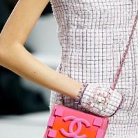 Чанти Chanel от колекцията за сезон пролет/лято 2014