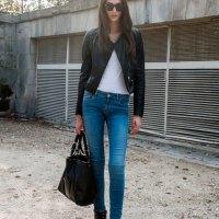 Street style: Най-добрите визии с дънки