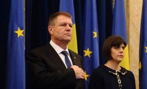 O sacrifică Iohannis pe Kovesi pentru a obține o victorie împotriva lui Dăncilă-Dragnea?