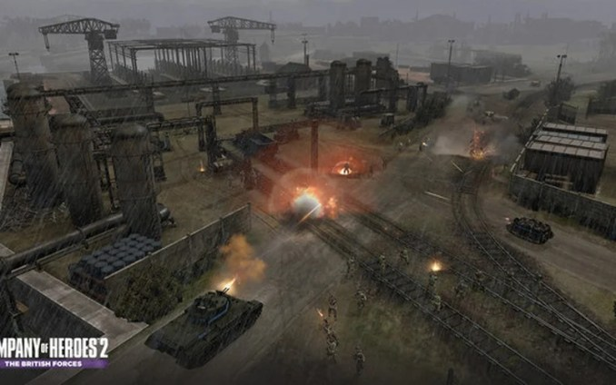 Image result for company of heroes 2