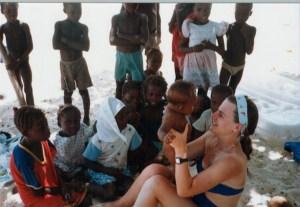 Information Haiti baby