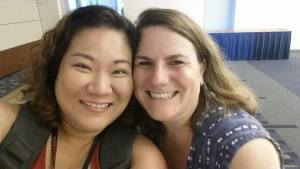 Michelle and Tammi