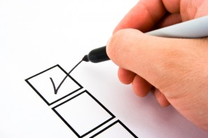 checklist for interview