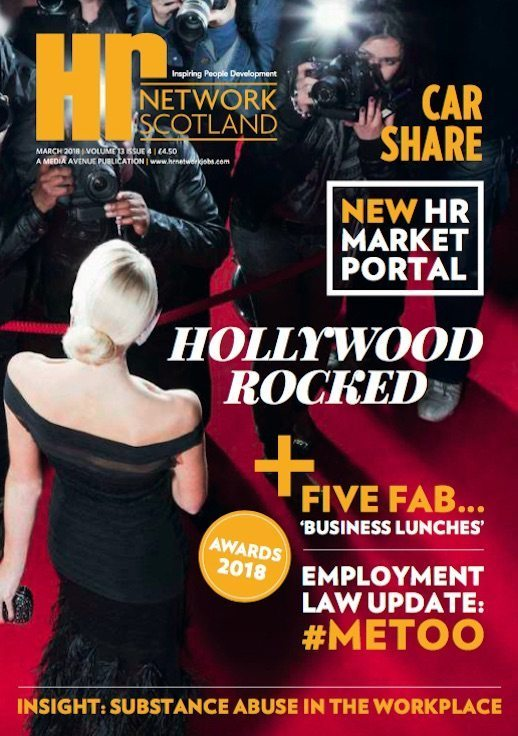 Hr NETWORK Magazine March 2018