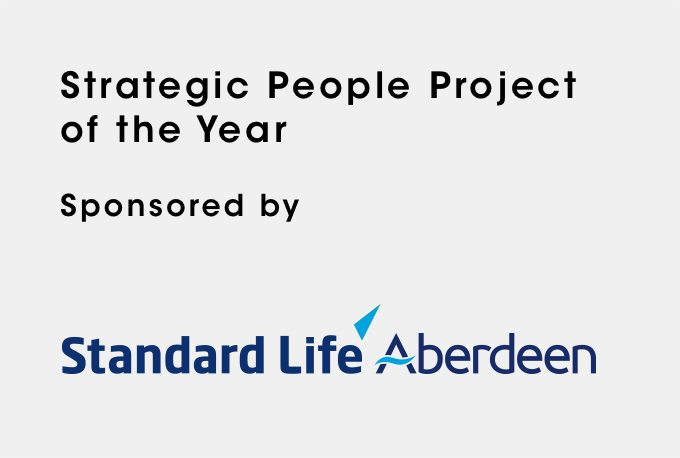 Strategic People Project of the Year image