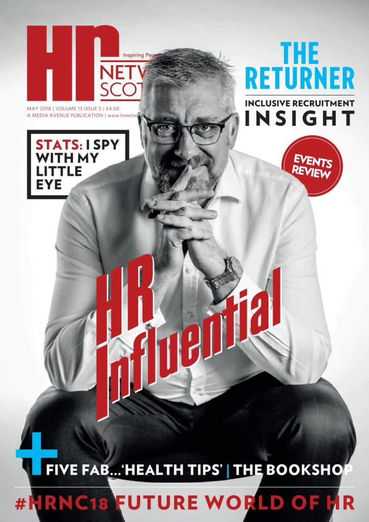 Hr NETWORK Magazine May 2018