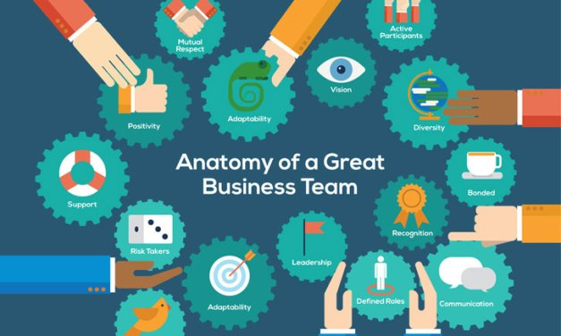 Infographic: Anatomy of a great business team