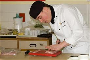 Apprentices urged to take up careers in food