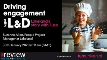 Driving engagement with L&D: Lakeland's story with Fuse – 30/01/2020