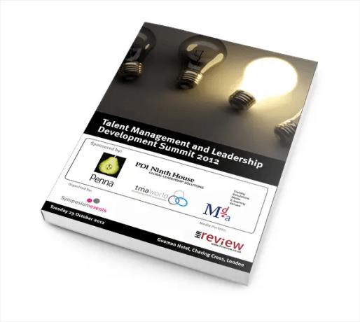 Talent Management and Leadership Development 2012