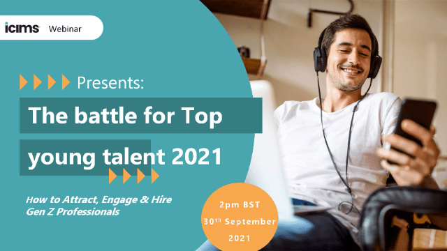 The Battle for Top Young Talent –  30/09/2021