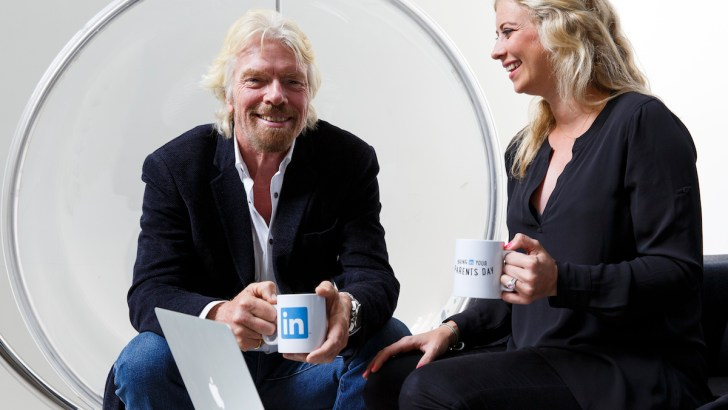 Sir Richard Branson allows his staff to take unlimited holiday