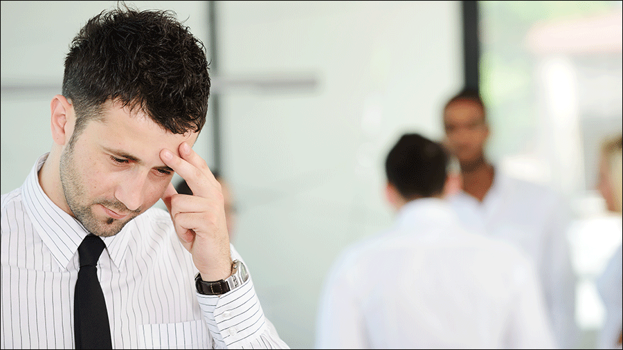 Half of workers do nothing to relieve work stress