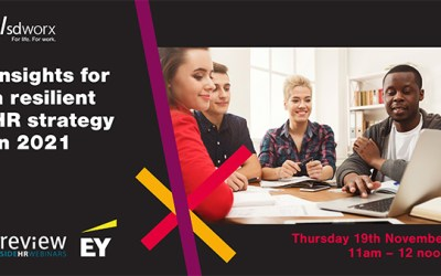 Insights for a resilient HR strategy in 2021 – 19/11/2020