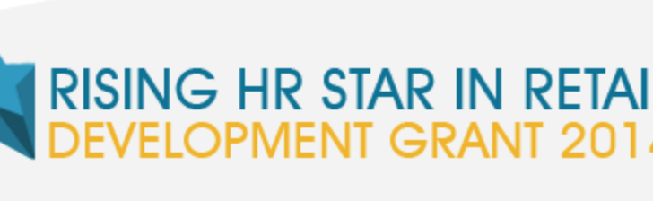 Rising HR Star in Retail Grant 2014 will award £2500 to HR retail professional