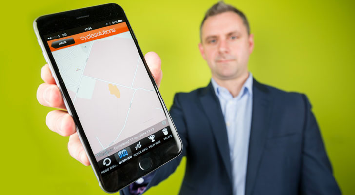 Cycle-To-Work Scheme Supported By Innovative New App