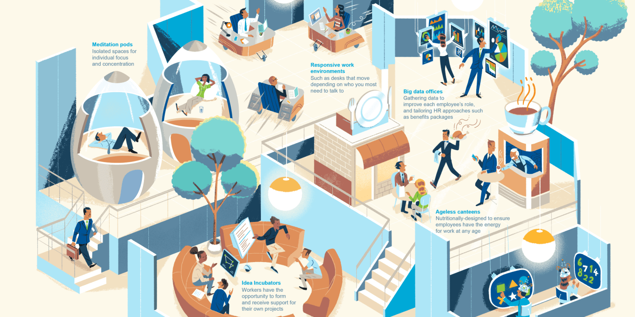 'The Future Workplace' report reveals 4 major changes